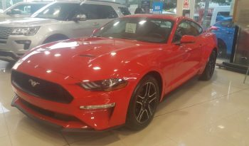MUSTANG COUPE 2.3L ECOBOOST PREMIUM AUTOMATIC full