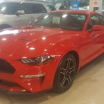 2020 FORD MUSTANG COUPE 2.3L ECOBOOST PREMIUM AUTOMATIC full