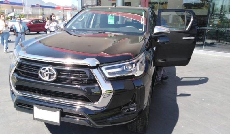 2021 TOYOTA HILUX DOUBLE CAB SRV 2.8L D-4D DIESEL 201 HP 4X4 A/T full