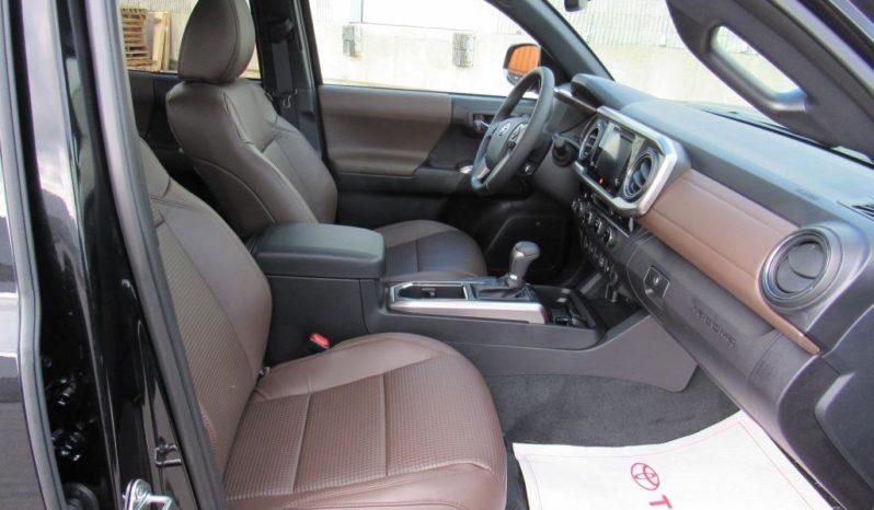 2020 TOYOTA TACOMA DOUBLE CAB LIMITED 3.5L PETROL 4X4 full