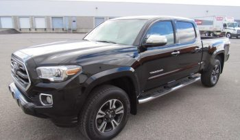 TACOMA DOBLE CABINA LIMITED 4X4  GASOLINA full