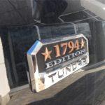 2020 TOYOTA TUNDRA CREWMAX 1794 EDITION 4X4 full
