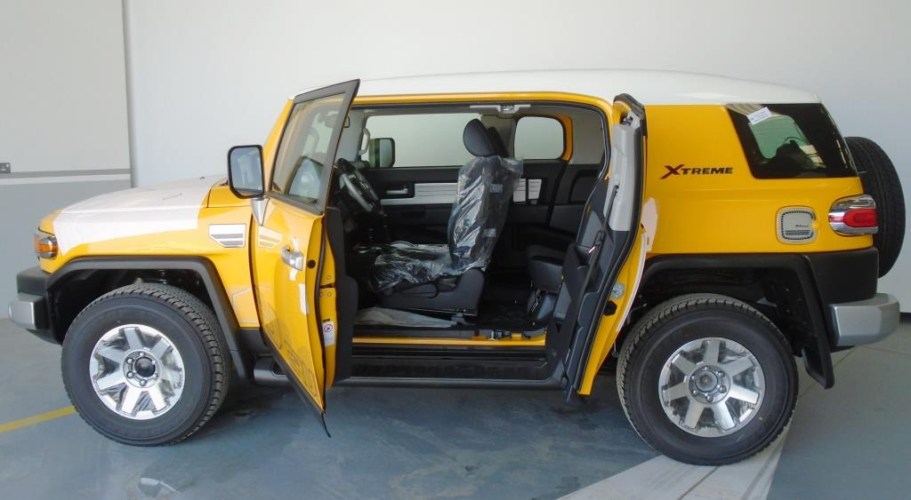 Fj Cruiser Xtreme 2 Doors 4x4 Cedars Motor