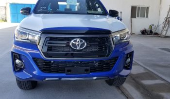 HILUX DOBLECABINA 2.8L DIESEL 4X4 AUTOMATICA PLATINUM EDITION full