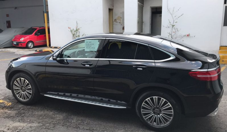 2019 MERCEDES BENZ GLC300 COUPE AVANTGARDE full