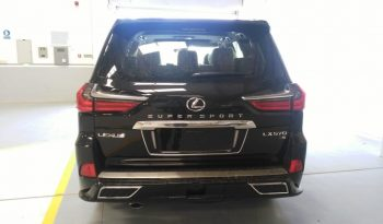 Lexus LX570 Super Sport full
