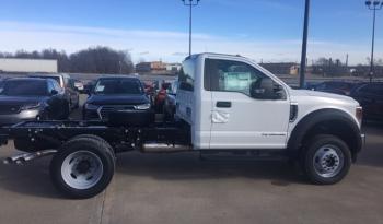 """2019 Ford F550 6.7L DIESEL 4×4 WB 145"""" full"""