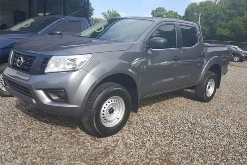 2020 NISSAN FRONTIER S DOBLE CABINA 2.5L DIESEL 161 HP 4X4 M/T