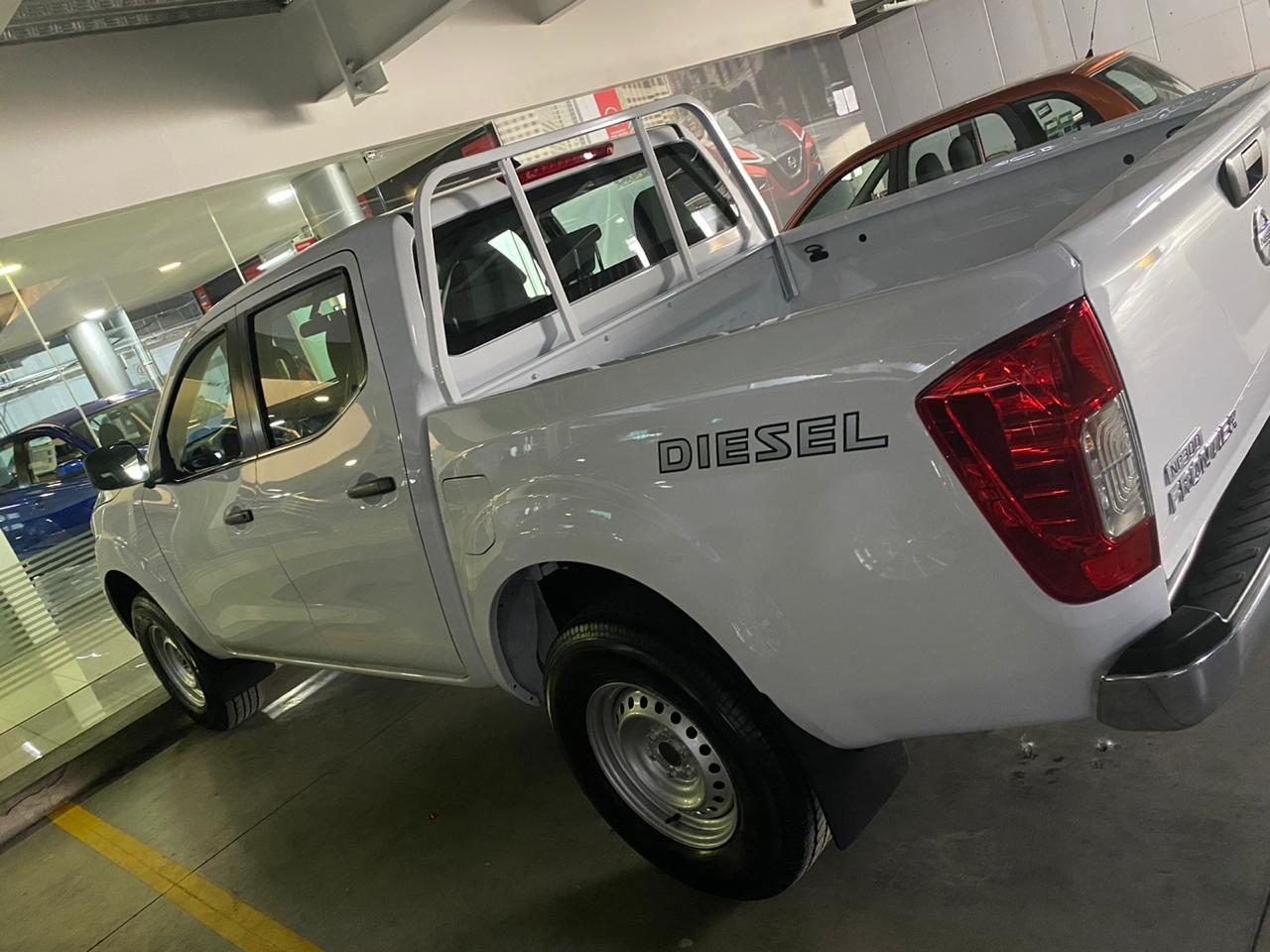 2020 Nissan Frontier S Doble Cabina 2 5l Diesel 161 Hp 4x4 M T Cedars Motors