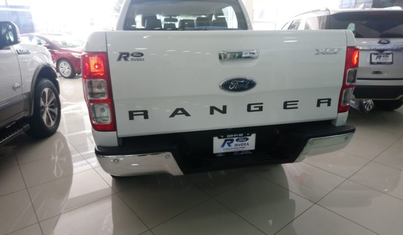 2020 FORD RANGER XLT DOUBLE CAB 3.2L TURBODIESEL 200 HP 4X4 A/T full