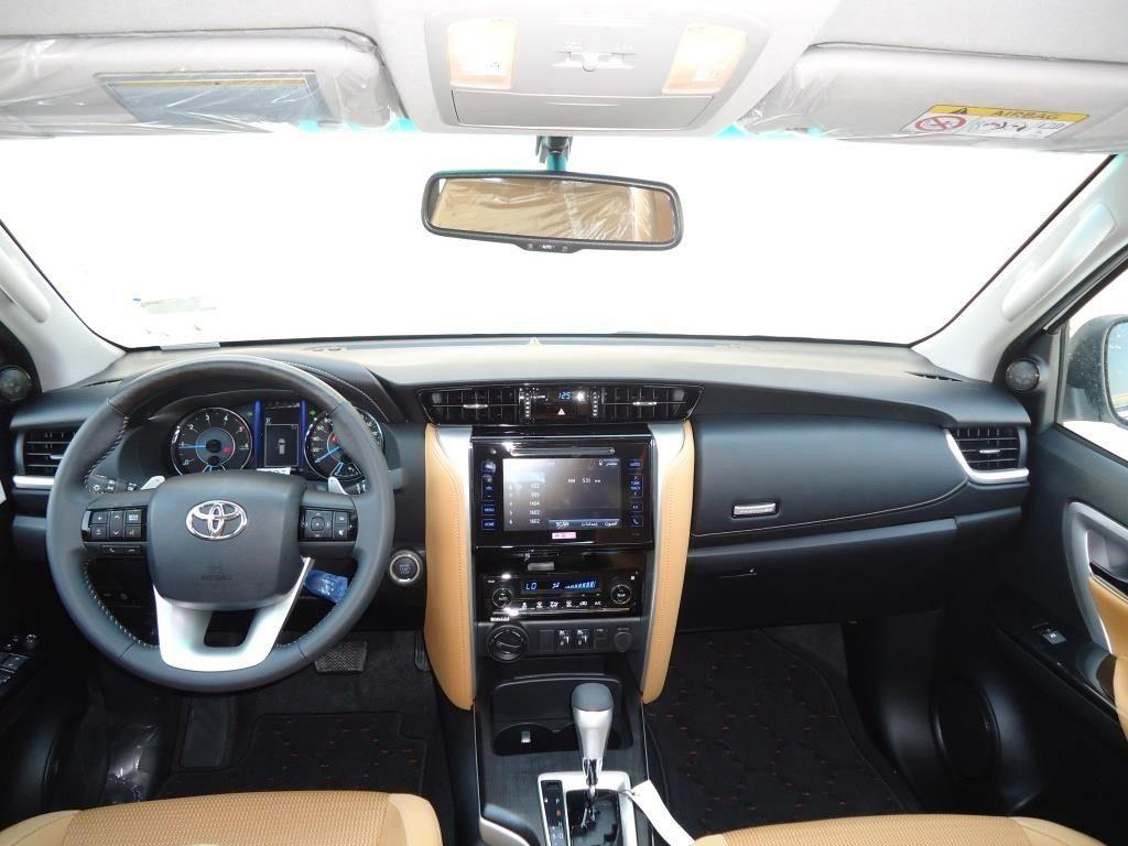 2020 Toyota Fortuner 2 8l Diesel 4x4 Cedars Motors