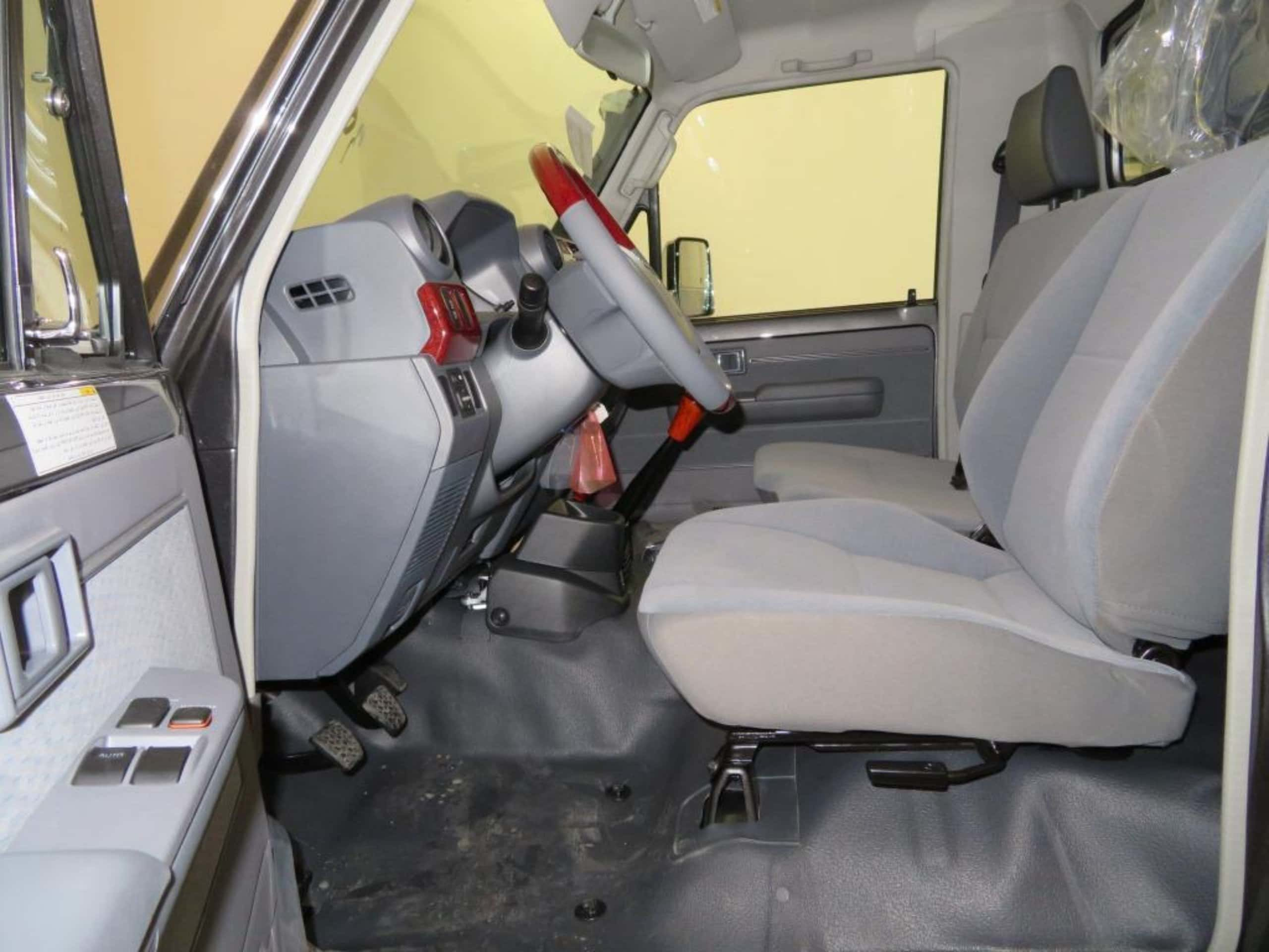 2020 TOYOTA LC 79 TDSL SINGLE CAB – FULL full