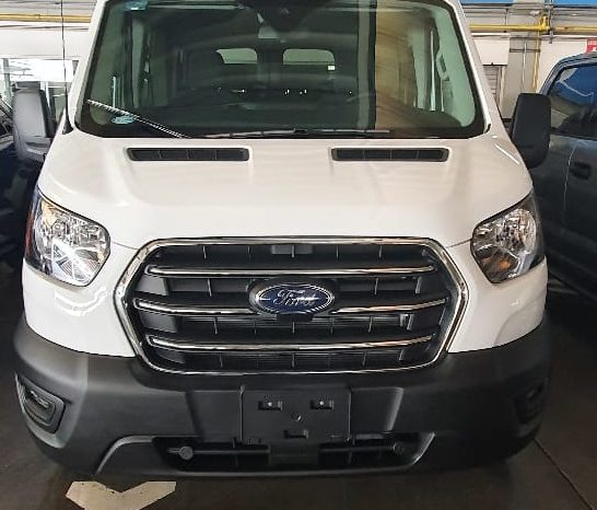2020 FORD TRANSIT VAN HIGH ROOF EXTRA LONG DRW 2.2L DIESEL 133 HP 18 PASSENGERS M/T full