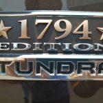2021 TOYOTA TUNDRA CREWCAB 1794 EDITION 4X4 A/T full