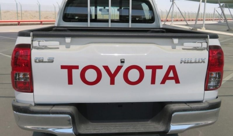2021 TOYOTA HILUX DOUBLE CAB 4WD 2.7L GLS-G AT full