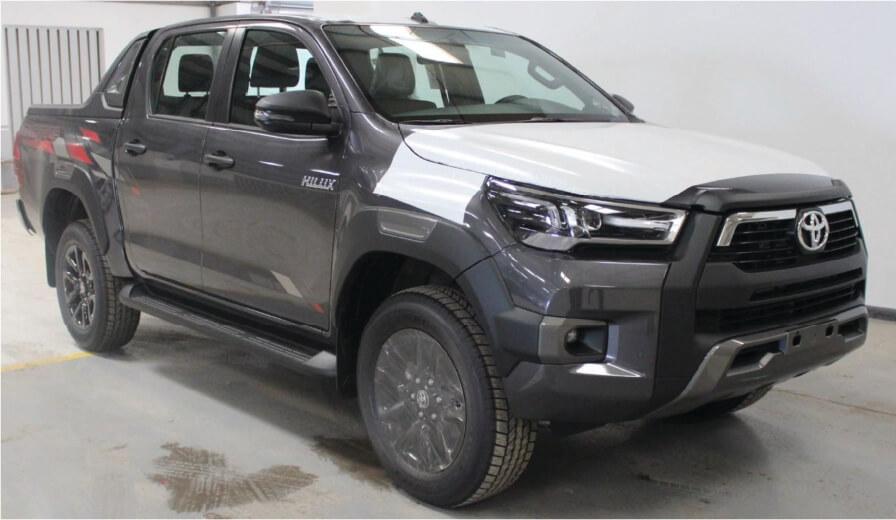 2021 TOYOTA HILUX DOUBLE CAB 4WD 2.8L DIESEL ADVENTURE-Z MT