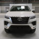 2021 TOYOTA FORTUNER 4WD SUV 2.7L G AT full