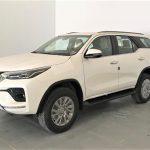 2021 TOYOTA FORTUNER 4WD SUV 2.8L DIESEL -V AT full
